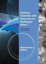 Harbrace Essentials with Resources for Multilingual Writers - Cheryl Glenn