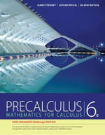 Precalculus with Enhanced Webassign Access Code : Mathematics for Calculus - James Stewart