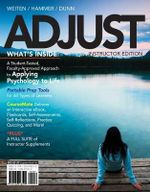 Adjust with Access : New 1st Editions in Psychology - Elizabeth Hammer