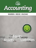 Accounting : Part B - Dr Carl S Warren