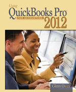 Using Quickbooks Pro 2012 for Accounting - Glenn Owen