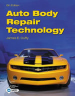 Auto Body Repair Technology - James E. Duffy