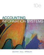 Accounting Information Systems - Ulric J. Gelinas