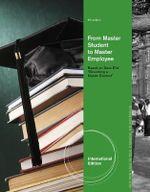 From Master Student to Master Employee - David B. Ellis