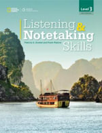 Listening & Notetaking Skills3 Student Book Advanced Listen - Patricia A. Dunkel