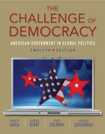 The Challenge of Democracy (Book Only) - Kenneth Janda