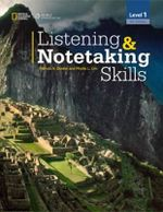 Listening & Notetaking Skills1 Student Book Intermediate : Level 4 - Patricia A. Dunkel