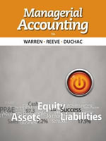Managerial Accounting - Dr Carl S Warren