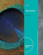 Trigonometry - Ron Larson