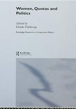 Women, Quotas and Politics : Routledge Research in Comparative Politics