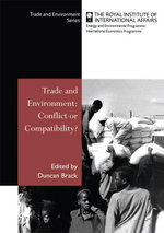Trade and Environment : Conflict or Compatibility