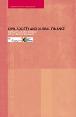 Civil Society and Global Finance