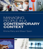 Managing People in a Contemporary Context - Emma Parry