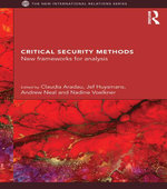 Critical Security Methods : New frameworks for analysis