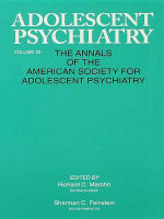Adolescent Psychiatry, V. 20 : Annals of the American Society for Adolescent Psychiatry