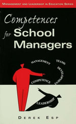 Competences for School Managers - Derek, Esp