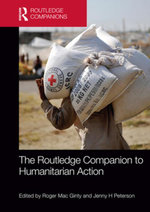 The Routledge Companion to Humanitarian Action - Roger Mac Ginty