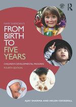 Mary Sheridan's From Birth to Five Years : Children's Developmental Progress - Ajay Sharma