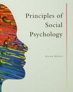 Principles Of Social Psychology - Nicky Hayes