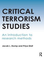 Critical Terrorism Studies : An Introduction to Research Methods - Jacob L. Stump