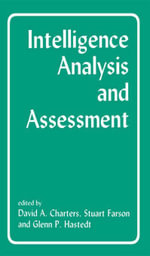 Intelligence Analysis and Assessment