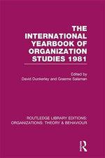 The International Yearbook of Organization Studies. : Global Realities