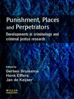 Punishment, Places and Perpetrators : Routledge International Handbooks