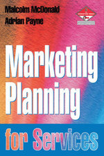 Marketing Planning for Services - Adrian Payne