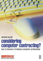 Considering Computer Contracting? - Michael Powell
