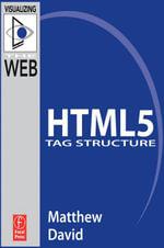 HTML5 Tag Structure - Matthew David