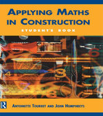 Applying Maths in Construction - Antoinette Tourret