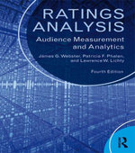 Ratings Analysis : Audience Measurement and Analytics - James Webster