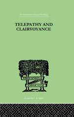 Telepathy and Clairvoyance - Rudolf Tischner
