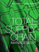Total Supply Chain Management - Ron Basu