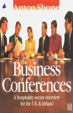 The Business of Conferences - Anton Shone