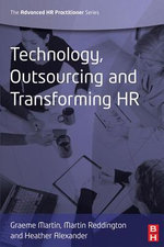 Technology, Outsourcing & Transforming HR - Graeme Martin