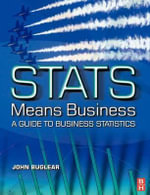 STATS Means Business - John Buglear