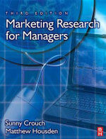 Marketing Research for Managers - Sunny Crouch