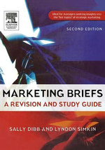 Marketing Briefs - Sally Dibb