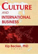 Culture and International Business - Kip Becker