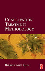 Conservation Treatment Methodology - Barbara Appelbaum