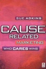 Cause Related Marketing - Sue Adkins