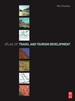 Atlas of Travel and Tourism Development - Myra Shackley