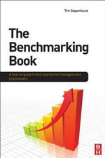 The Benchmarking Book - Tim Stapenhurst