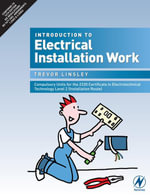 Introduction to Electrical Installation Work - Trevor Linsley