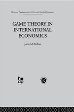 Game Theory in International Economics - J. McMillan