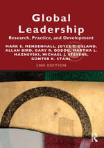 Global Leadership 2e : Research, Practice, and Development - Mark E. Mendenhall