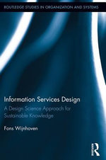 Information Services Design - Fons Wijnhoven