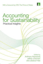 Accounting for Sustainability : Practical Insights