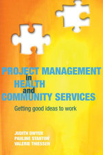Project Management in Health and Community Services - Judith Dwyer
